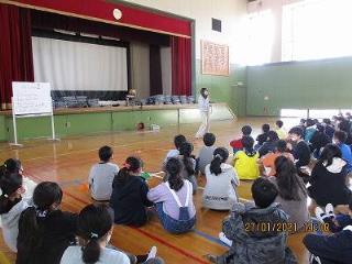 日吉 台 小学校 北